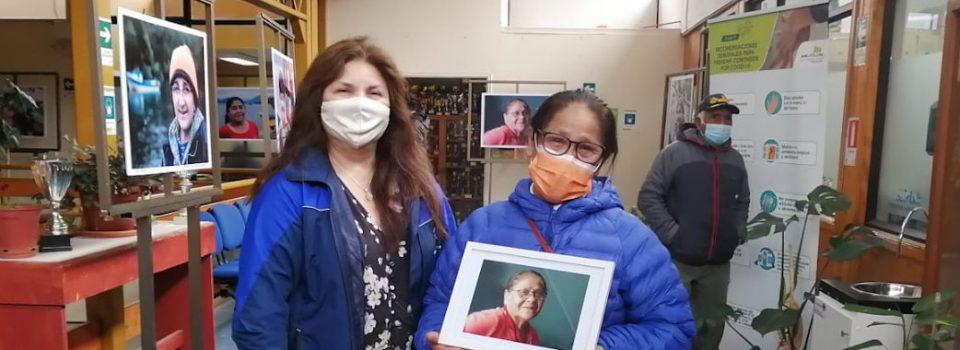 IFOP pays tribute to  Aysén fisherwomen