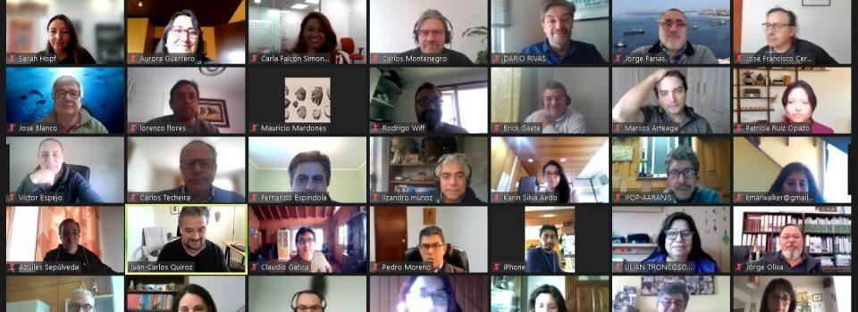 IFOP realizó taller de Estrategias de Manejo