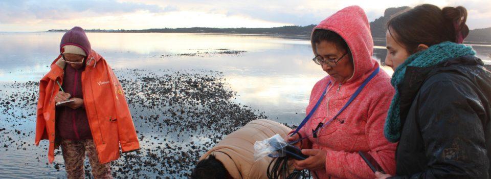 Publican manual para un sistema de monitoreo ambiental participativo en comunidades costeras